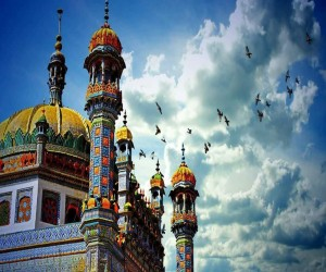 Shrine of Sachal Sarmast