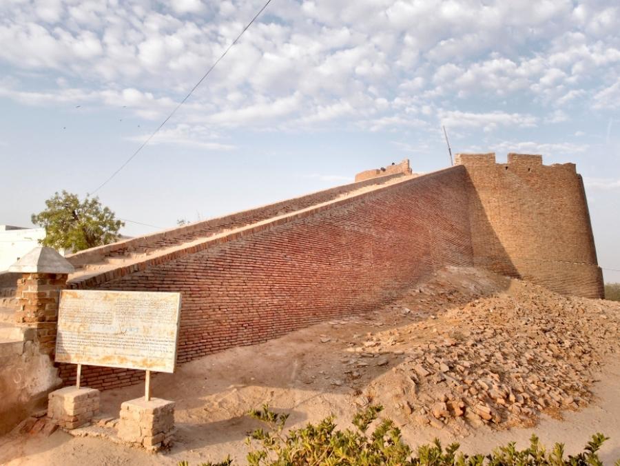 Sindh Tourism Development Corporation Umerkot Fort Umerkot